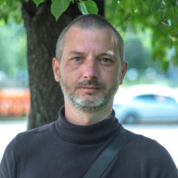 Иван Клиновой